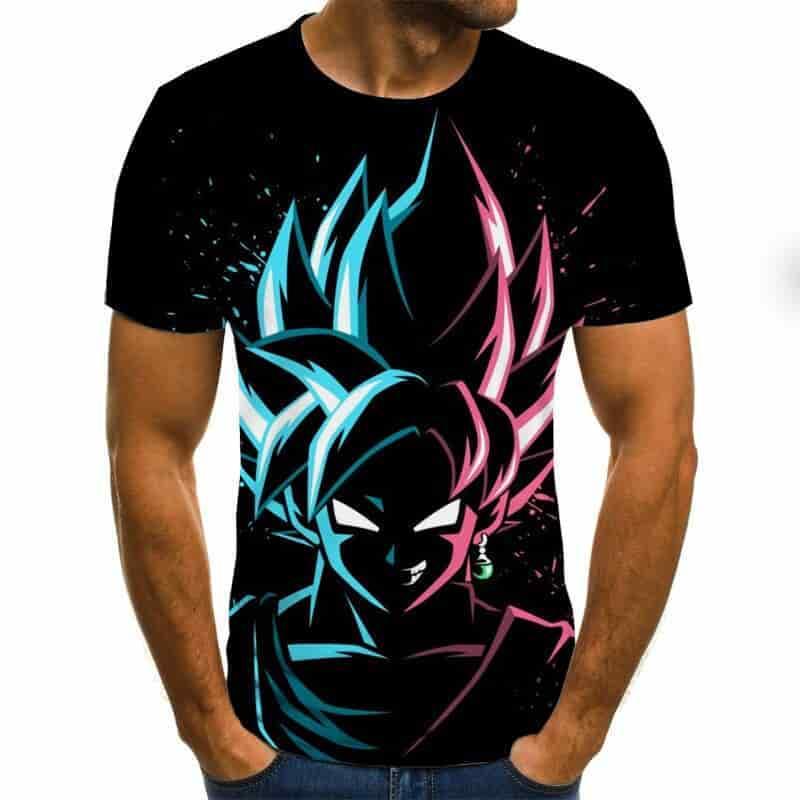 3D Graphics T shirt