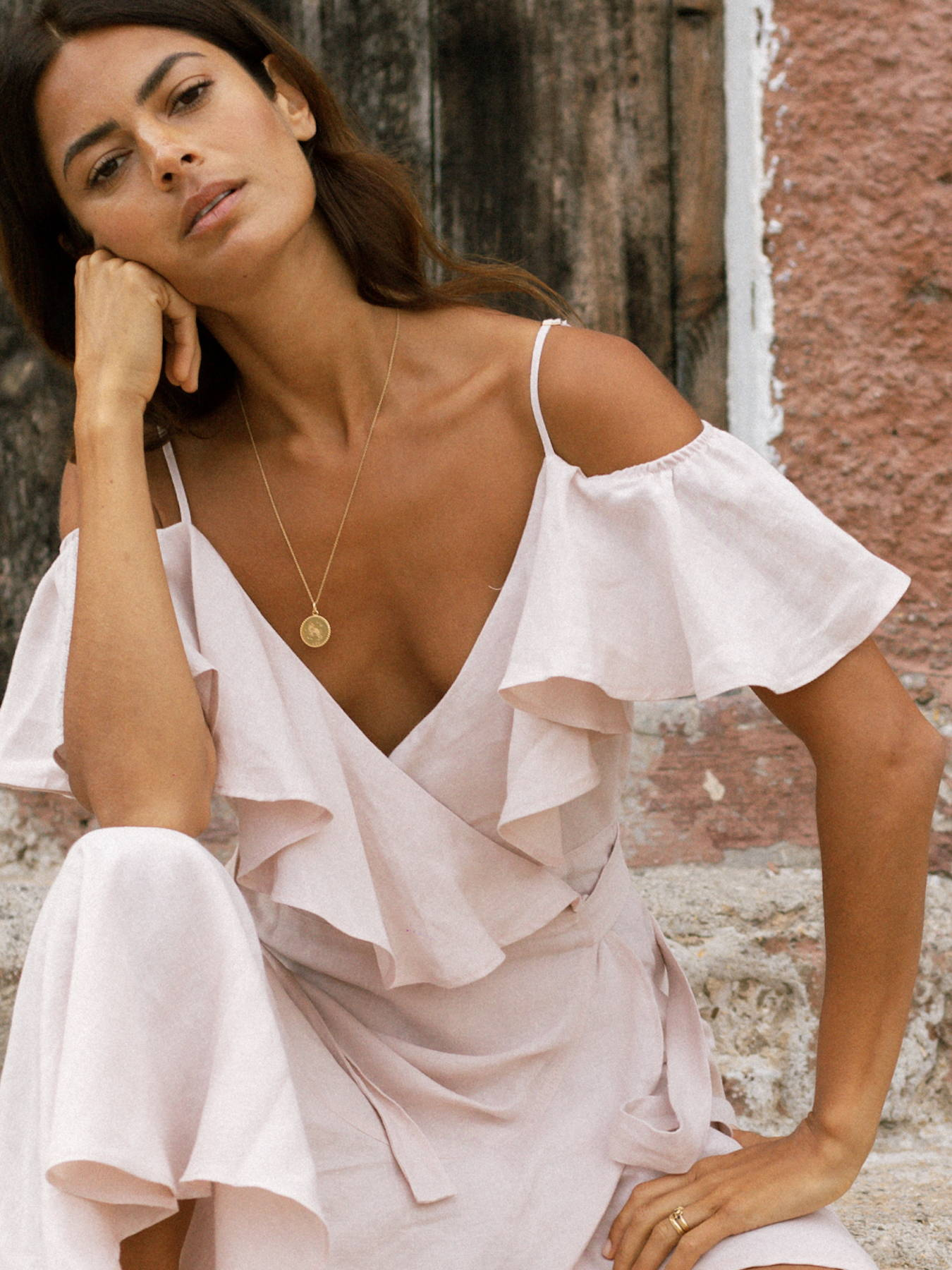 Purchase with Purpose Oramai London Cartagena Dress Sustainable Ethical Fashion