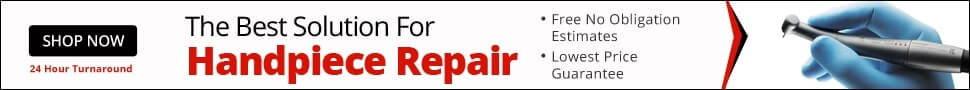 Handpiece repair by canada handpiece