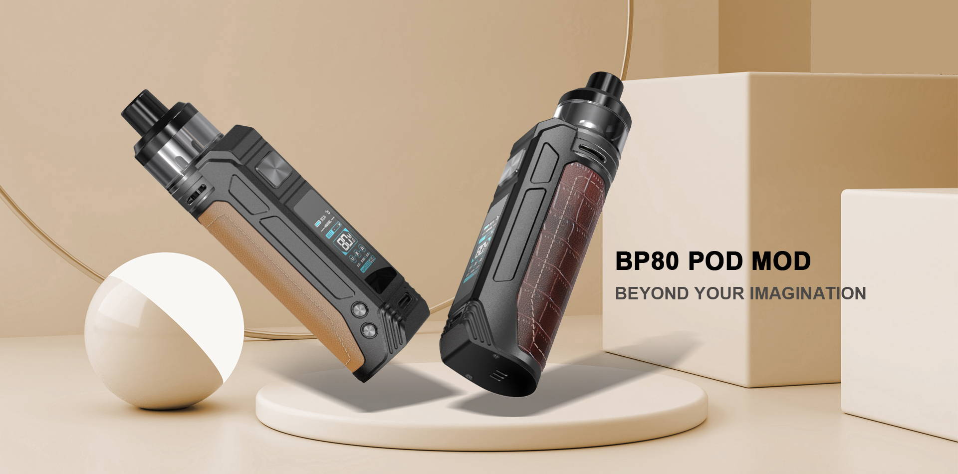 BP80 | Aspire Pod System | Buy Vape Devices Online