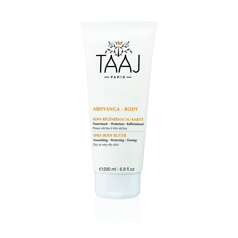 TAAJ PAris - Shea Body butter Natural for dry skin