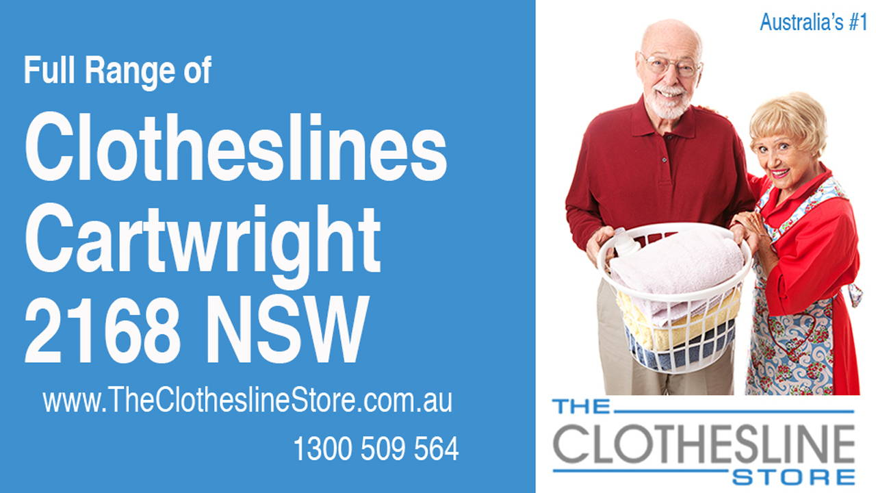 Clotheslines Cartwright 2168 NSW