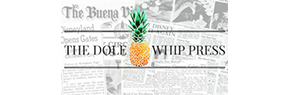 The Dole Whip Press, logo
