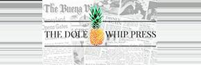 The Dole Whip Press, logo