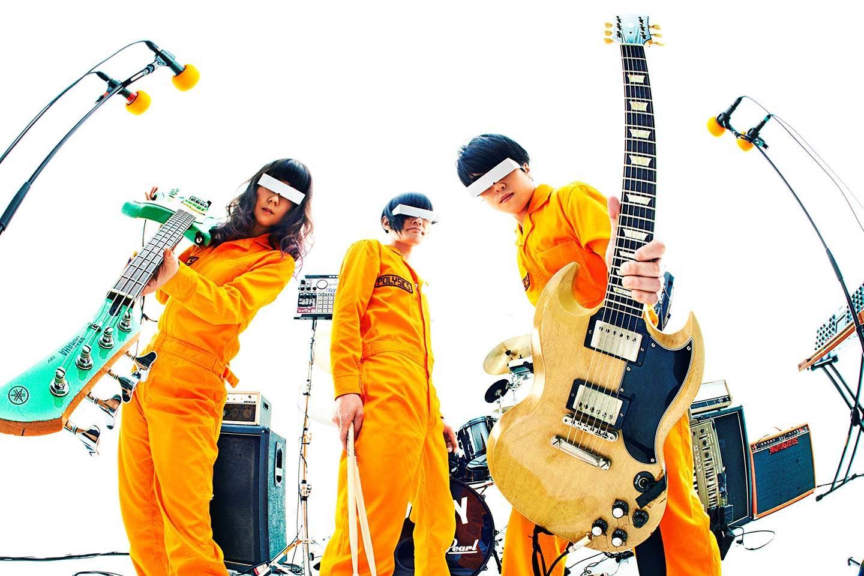 POLYSICS band