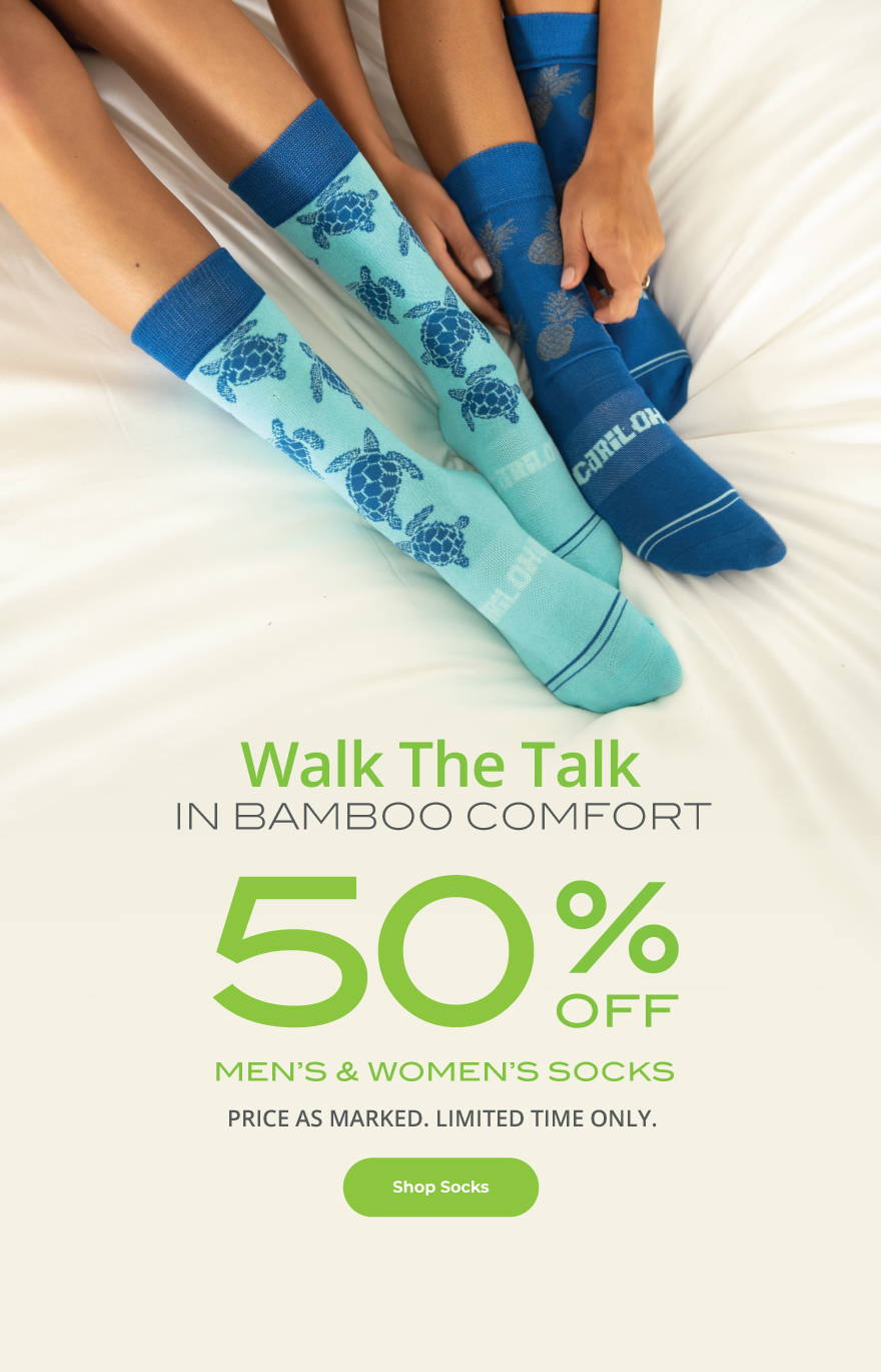 50% Off Socks