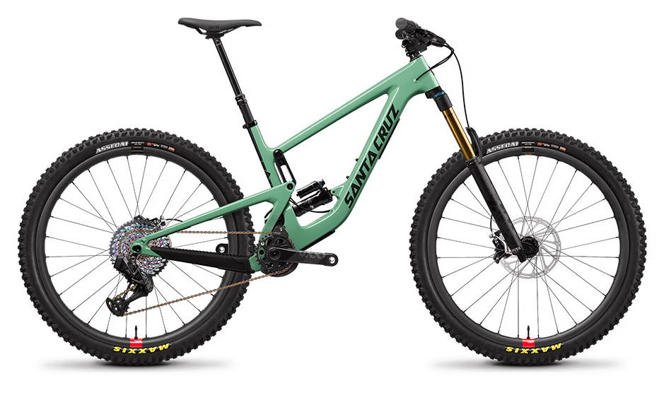 Santa Cruz Bikes - Megatower, Santa Cruz Bicycles, Santa Cruz Mountain Bikes