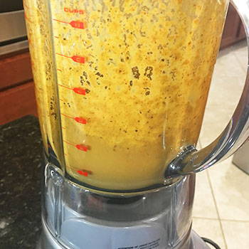High Quality Organics Express Blender Sauce
