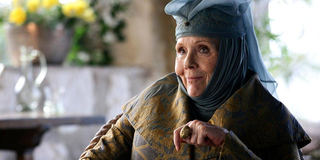 Game of Thrones Olenna Tyrell Anti-Aging Marine Collagen from Wild-Caught Cod