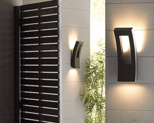Modern Forms Dawn Indoor Outdoor Wall Light