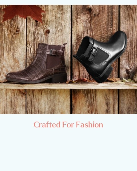Crafted For Fashion