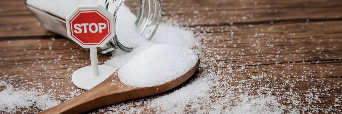 Alimentation sans sucre
