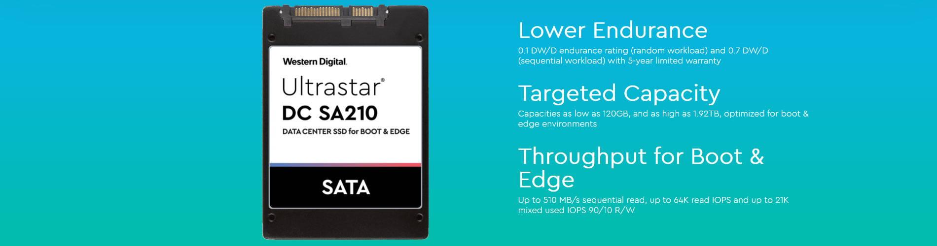 Ultrastar DC SA210