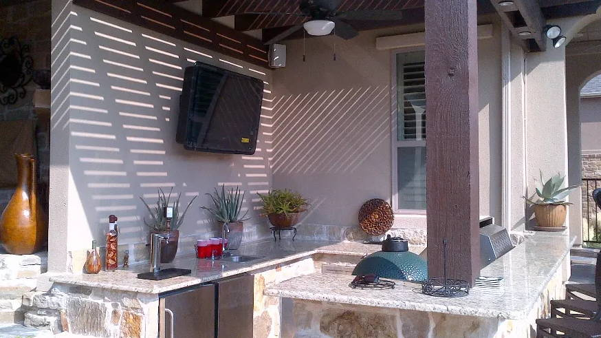 Outdoor TV cover | The TV Shield