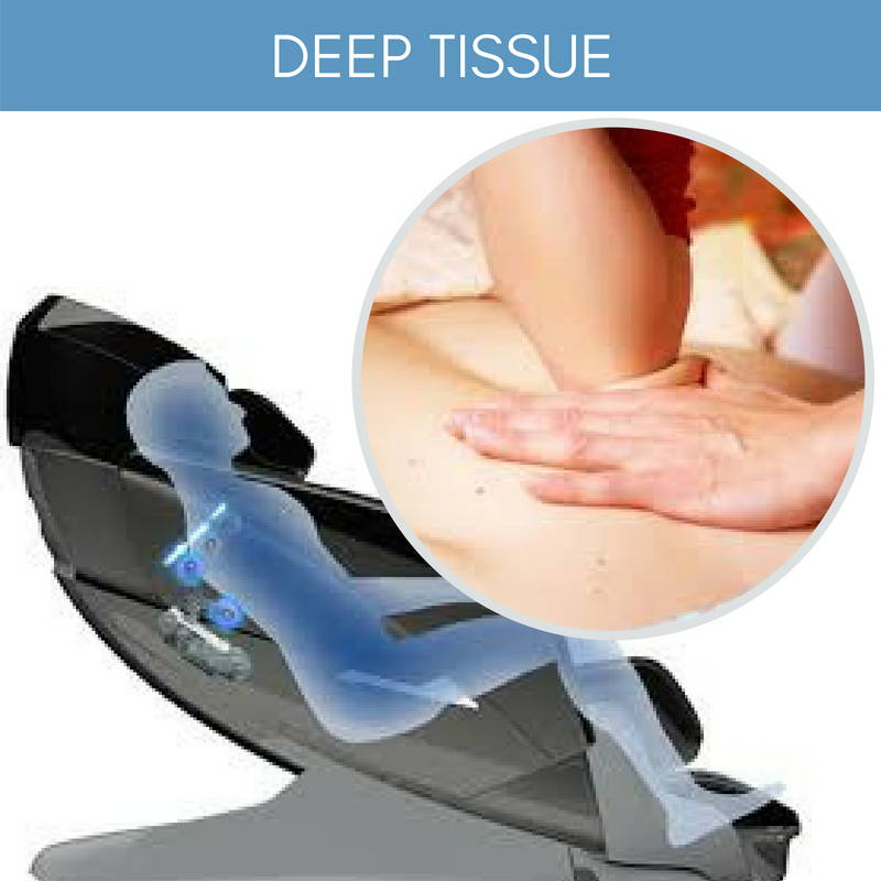 Massage Chairs with Deep Tissue