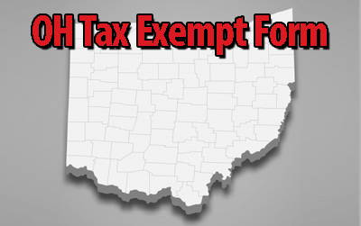 Ohio Tax Exempt Form