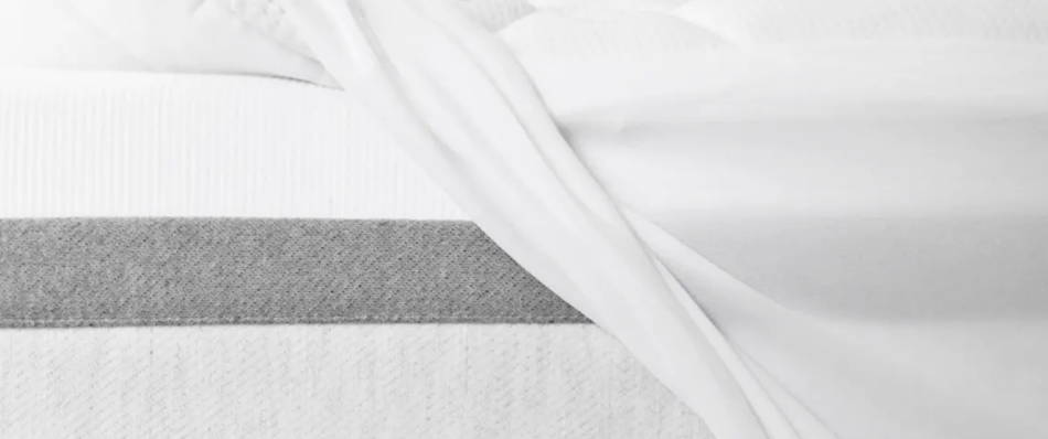 Close up image of Helix Topper on Helix Mattress