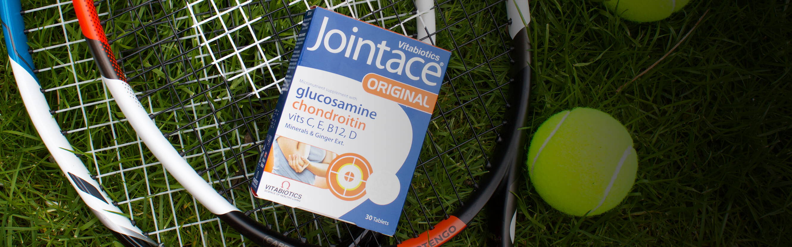 From marathon runners to busy mums. From a late-in-the-day meeting to later in life. We all want to stay active – and good cartilage and bone health is essential. That's why our experts developed Jointace Original, to provide unique combinations of trace minerals, vitamins and nutrients in two daily tablets