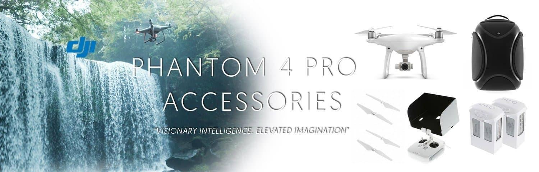 Phantom 4 Pro Accessories