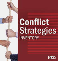 Conflict Strategies Inventory product by HRDQ