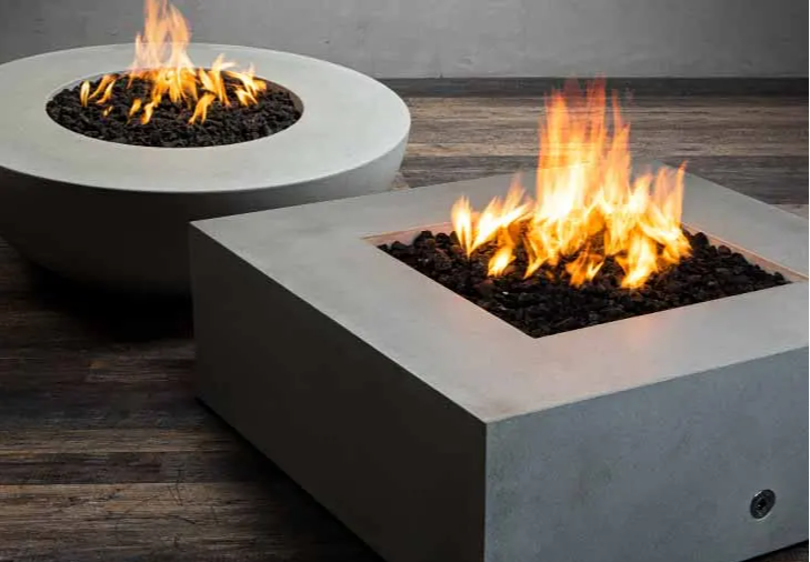 The Gravity Fire Pit Collection