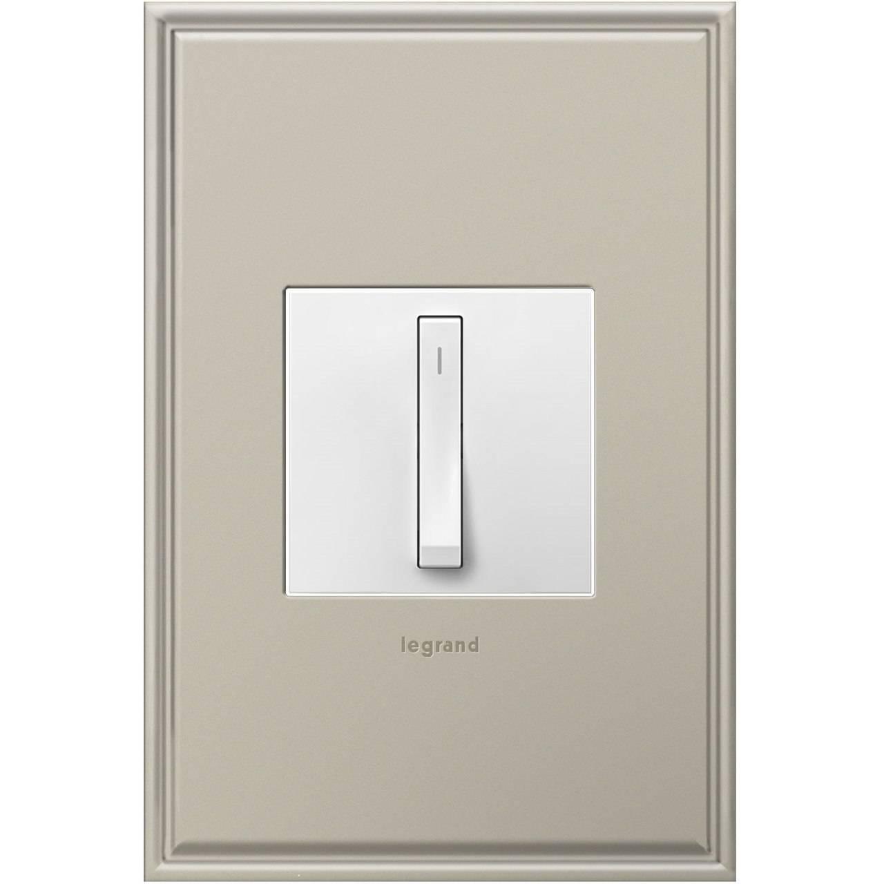 Legrand adorne wi-fi ready master whisper dimmer switch tru-universal