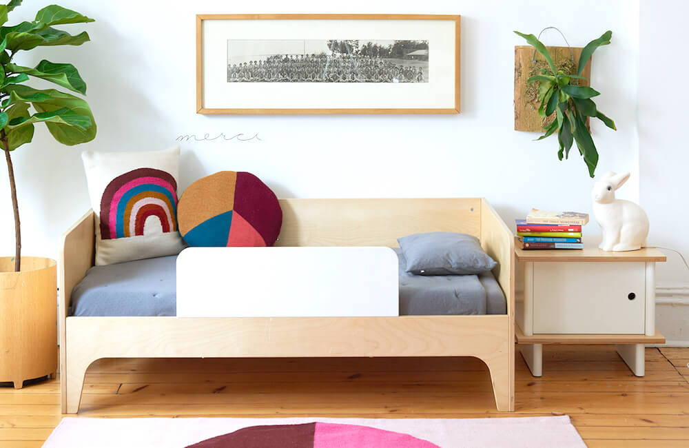 Toddler room ideas that are sweet & simple
