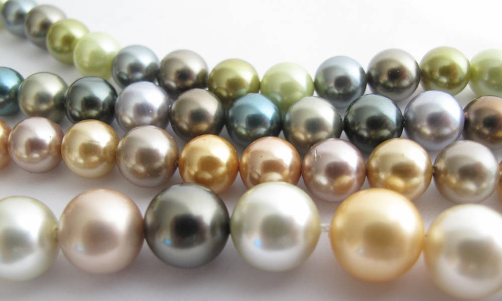 What are Shell Pearls? Shell Pearls are Synthetic, Fake Pearls