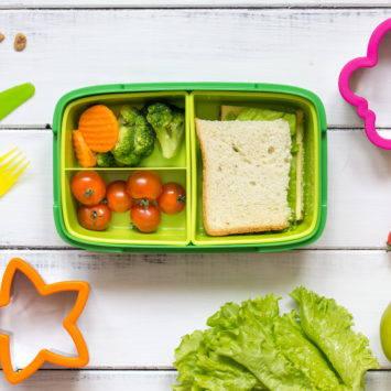 A Green Lunchbox