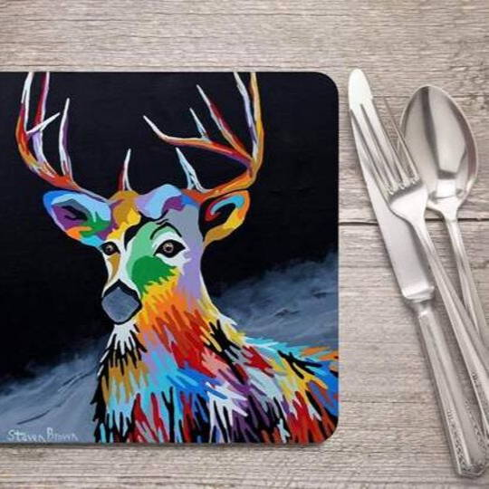Steven Brown Placemats - Homeware Collection