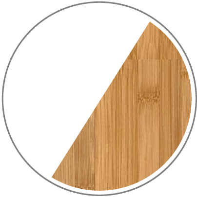 white and wood color of the teak inflatable Oahu nui inflatable giant sup