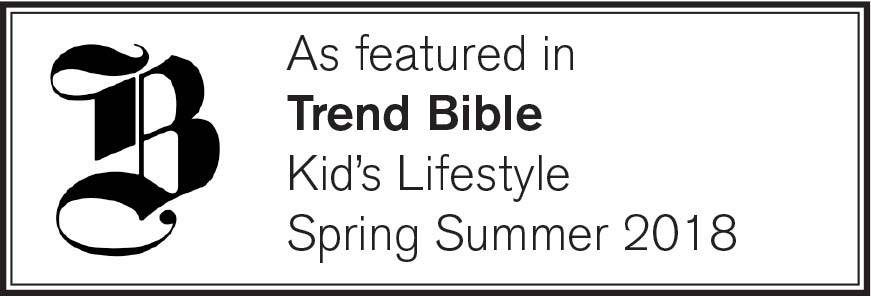 BeFab Be Creative as featured in Trend Bible Kids Lifestyle Spring Summer 2019