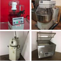Used Food Preparation Equipment