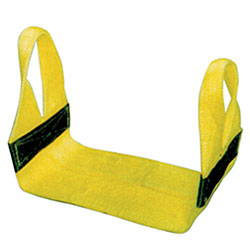 Nylon Lifting Sling - Type 8 Continuous Eye Wide Lift Strap