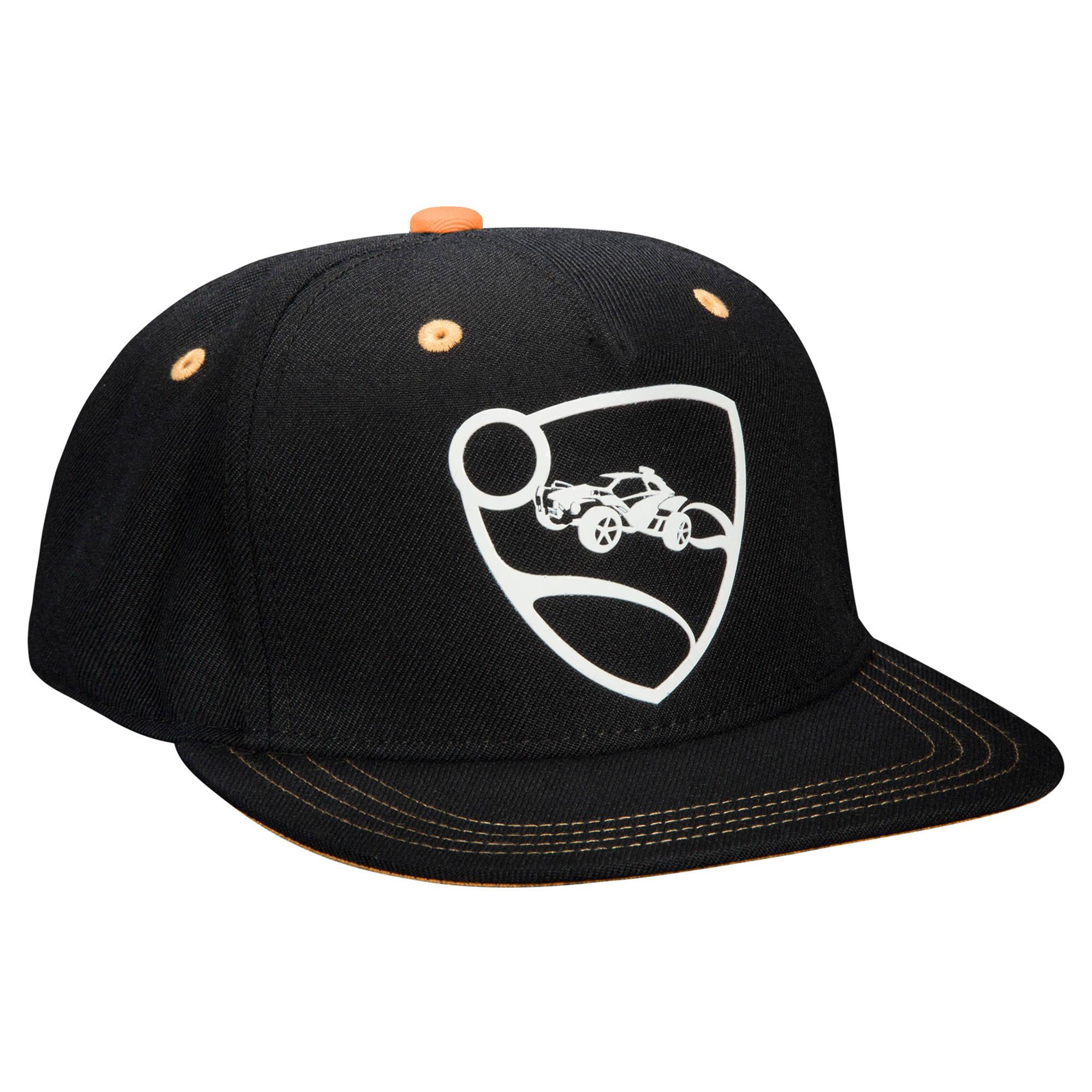 Product photo of the Rocket League Orange Team Snap Back Hat