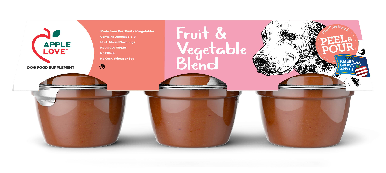 AppleLove Fruit & Vegetable Blend