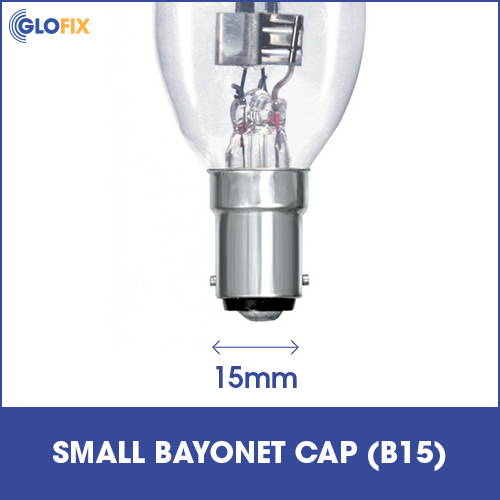 Small bayonet cap B15