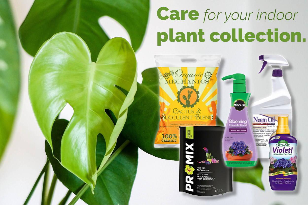 Shop Indoor Gardening Supplies