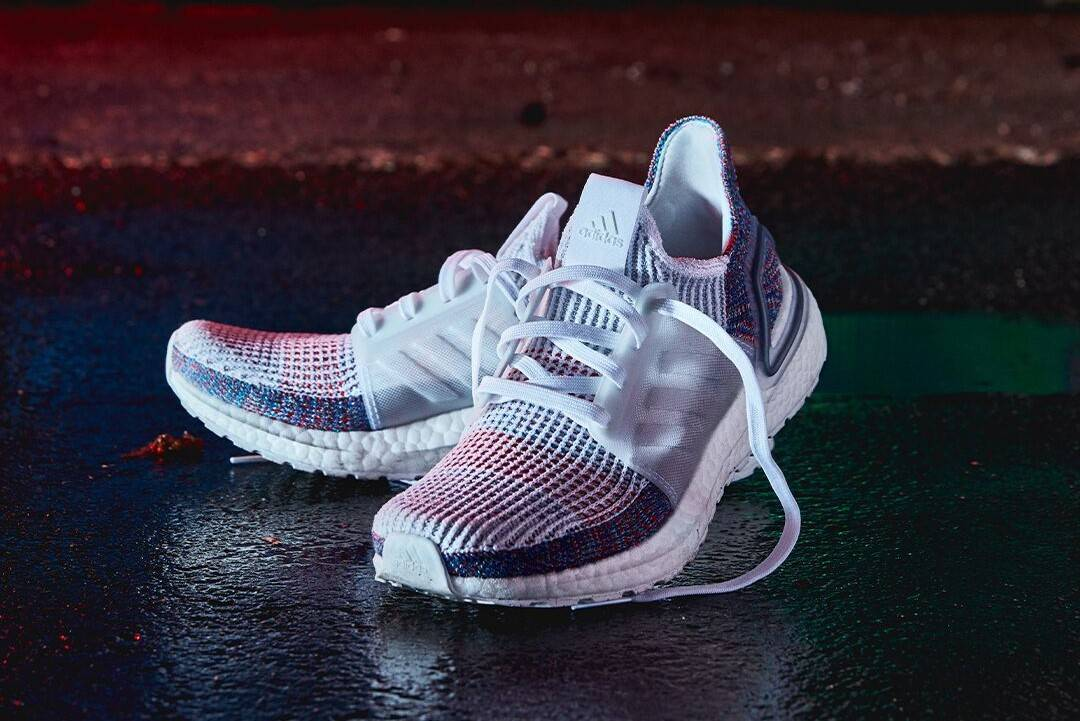 adidas Ultraboost 19 running shoes