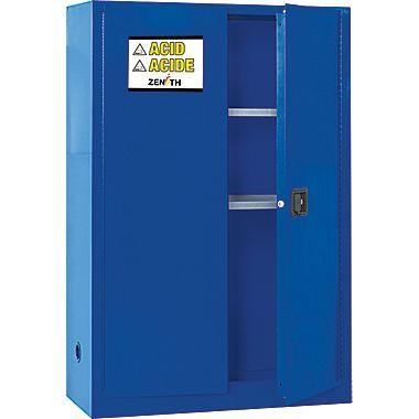 armoires pour acides, acids safety cabinets