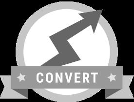 Carbon Offset Badge - Convert