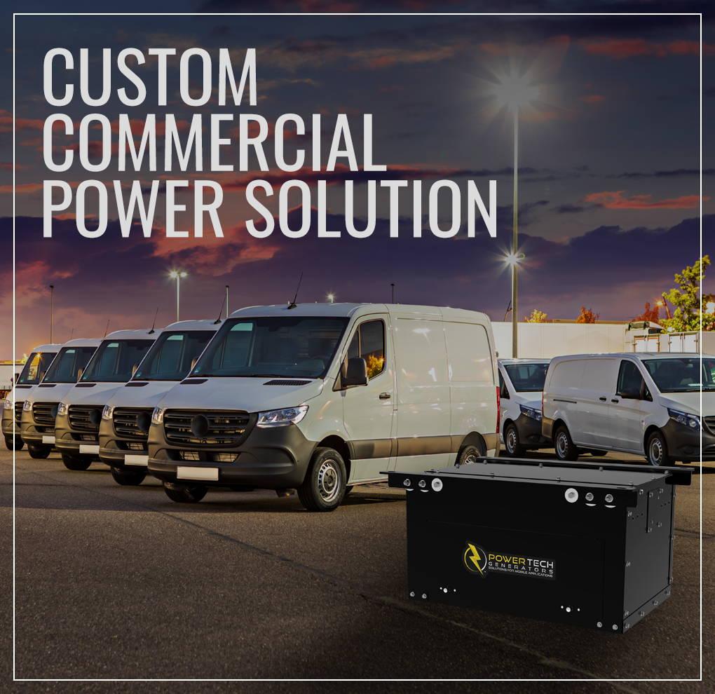 Custom Commercial Generators
