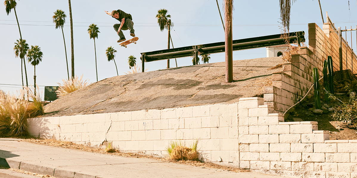 Jesse Arrowood Skateboarding