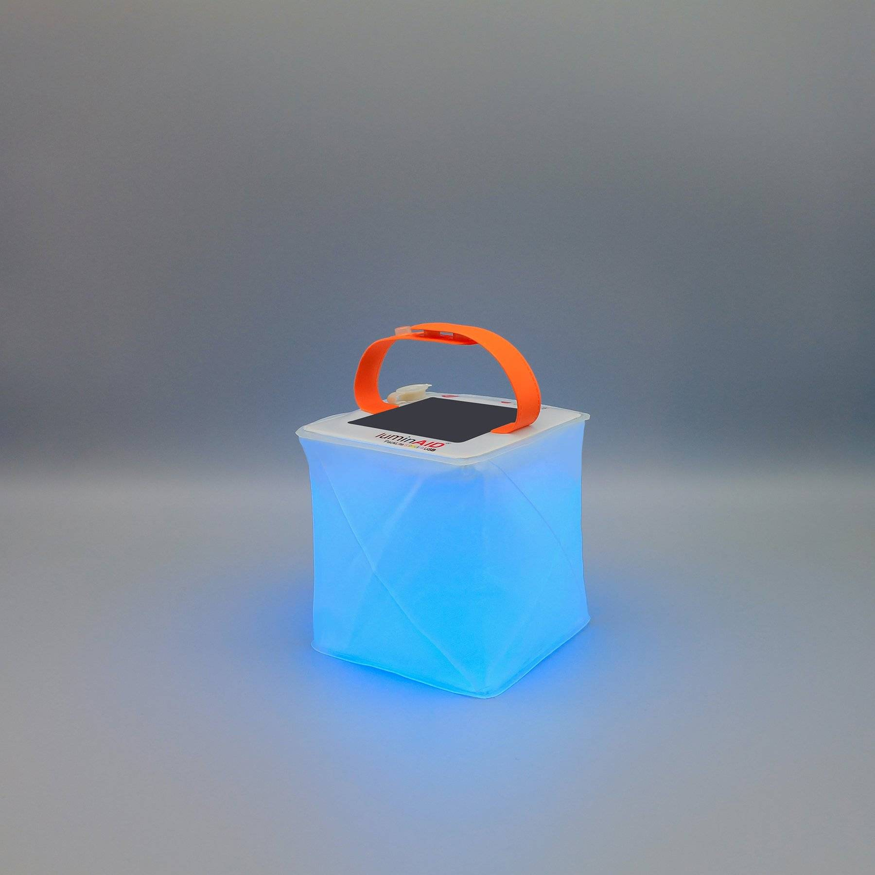 Packlite Spectra USB solar lantern.