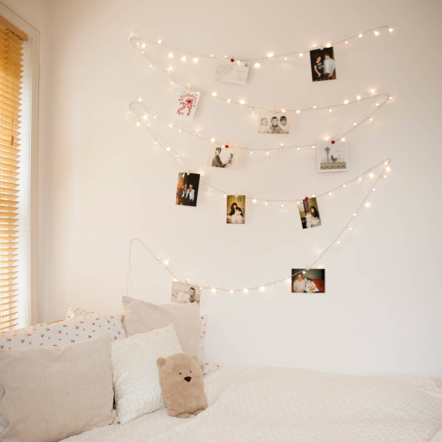 Bedroom Fairy Light Ideas Lights4fun Co Uk