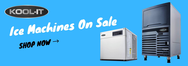 Kool It Ice Machines On Sale