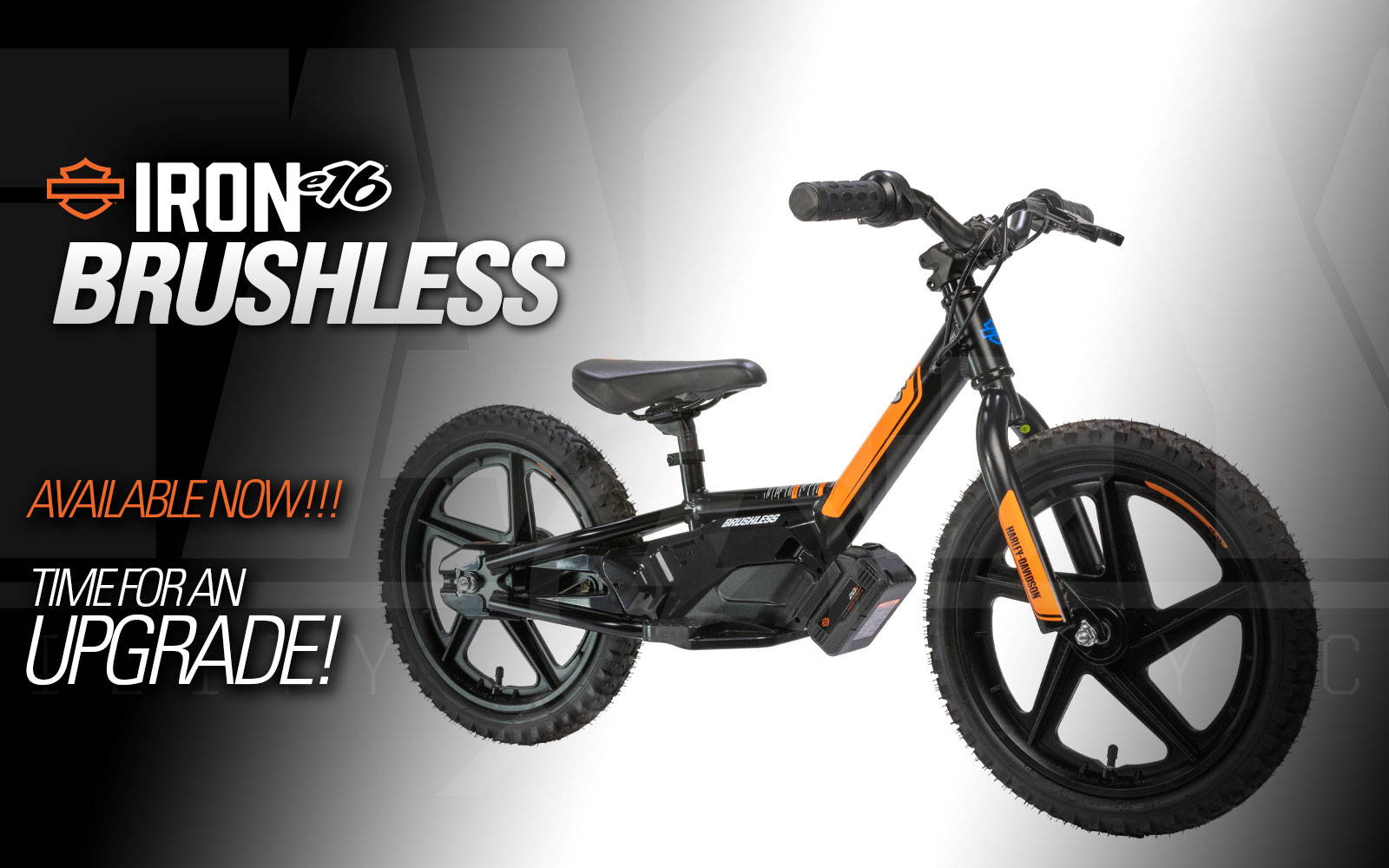 H-D IRONe16 Brushless