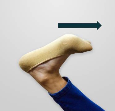 Ankle Dorsiflexion - Position