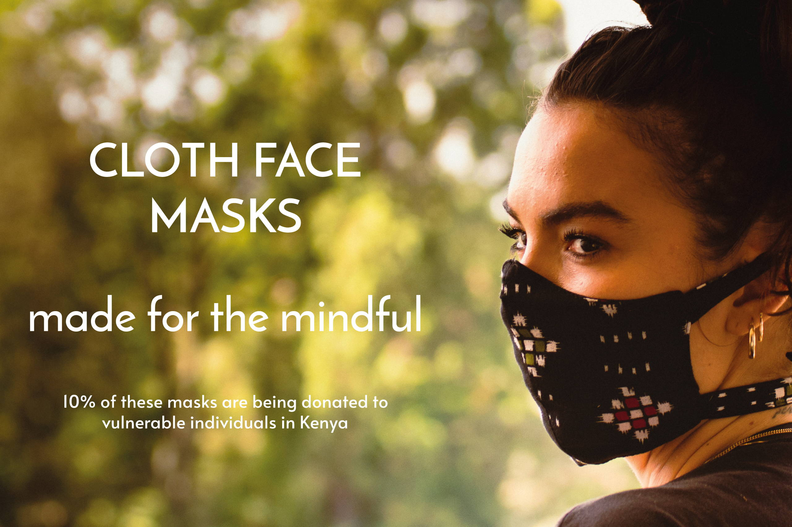 buy cloth face masks made in kenya and delivered to your door