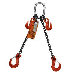 Adjustable Chain Sling - 2 Leg Type A